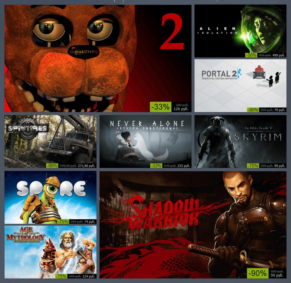 Зимняя распродажа Steam 2014: день четвёртый