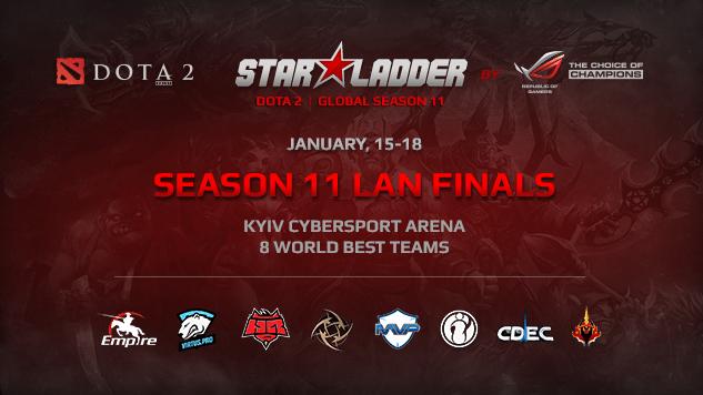 LAN-финал одиннадцатого сезона SLTV Star Series