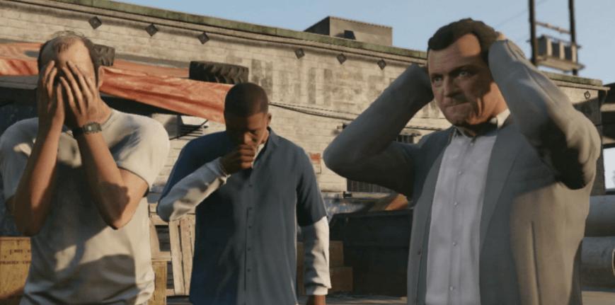 Релиз игры «Grand Theft Auto V» на ПК снова перенесён
