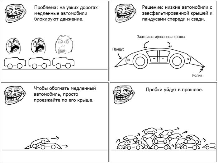Пробки