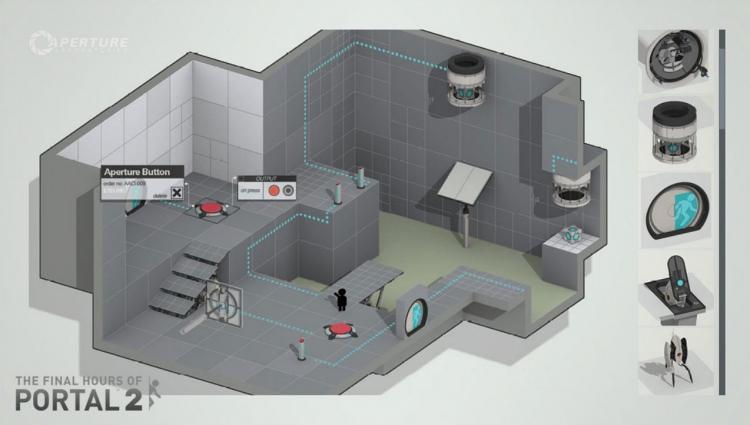 Новый редактор уровней для Portal 2