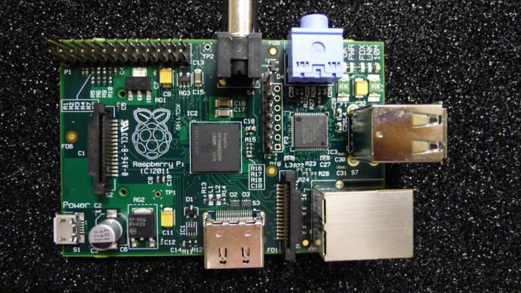 Raspberry Pi Beta