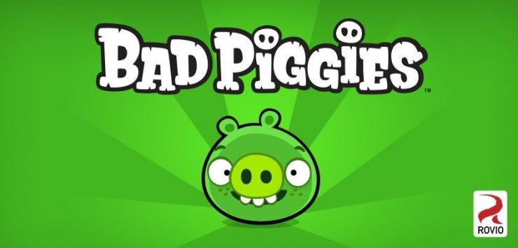 «Bad Piggies»