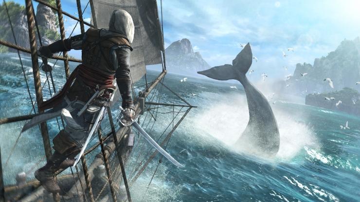«Assassin's Creed IV Black Flag» доступна в Steam