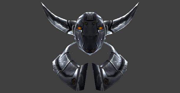 Шлем на героя Sven набора Sword of the Warrior's Retribution третьего уровня