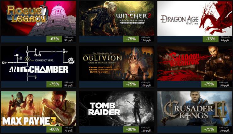 Зимняя распродажа Steam 2013: день четвёртый