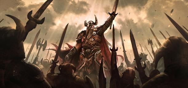 Первые выходные весны вместе с «The Elder Scrolls Online»
