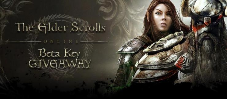 Получите ключ на бета-тестирование игры «The Elder Scrolls Online»