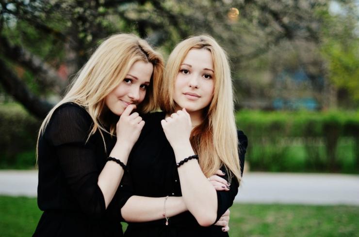 Сёстры Толмачёвы
