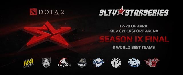 Финал девятого сезона SLTV Star Series